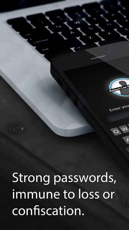 Master Password •••| — Get immune to loss. screenshot-3