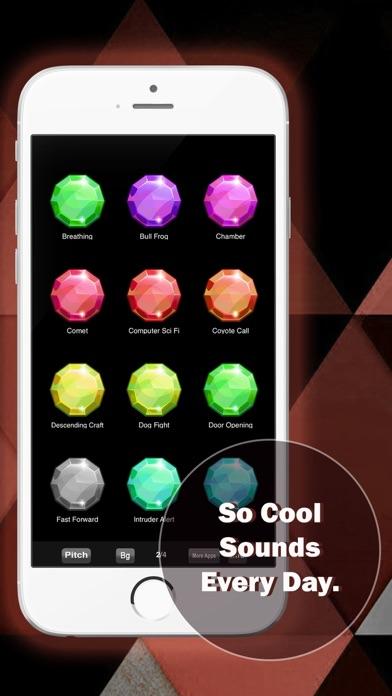 Adventurous Space Sounds - Soundboard App
