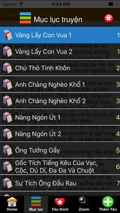 Cổ Tích Việt Nam Chọn Lọc screenshot four