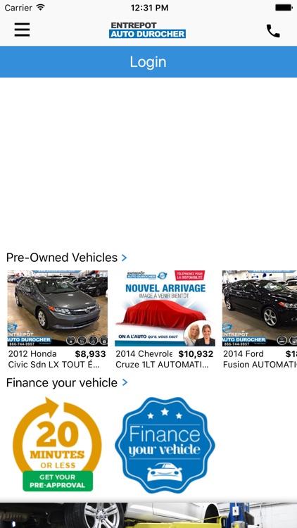 Entrepot Auto Durocher >> Auto Durocher By Solutions Medias360