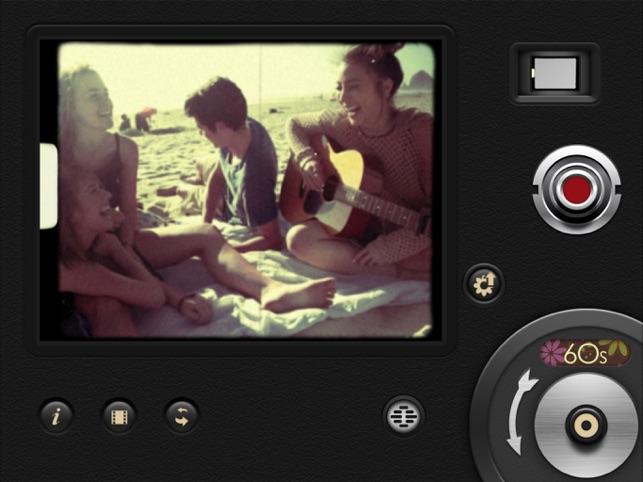 8mm for iPad Screenshot
