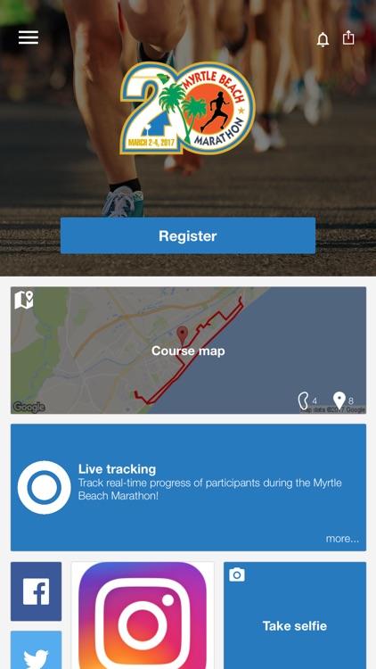 Myrtle Beach Marathon 2017
