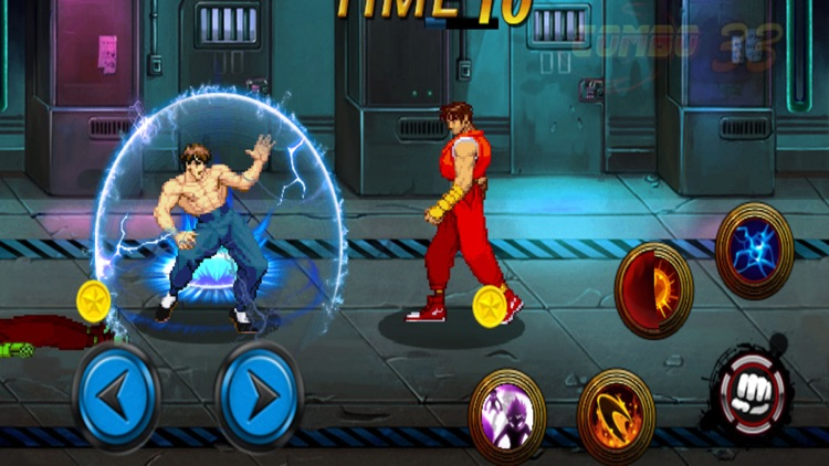 Kung Fu Street Fighter: The Crime City screenshot-3