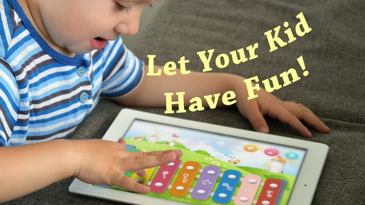 Baby Xylophone With Kids Songs screenshot-0