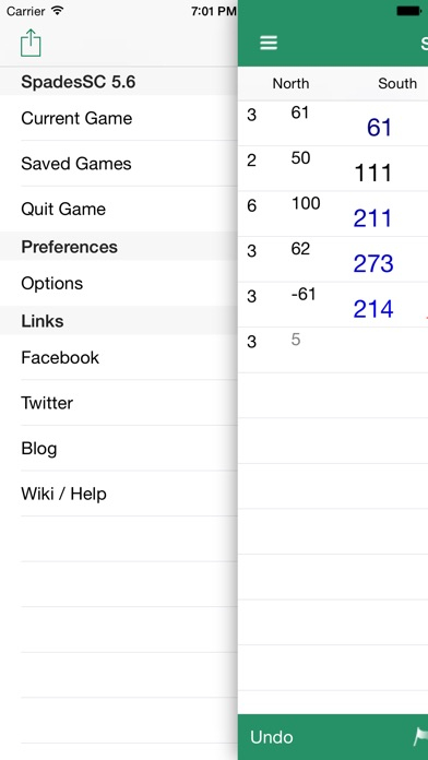 Spadessc review screenshots