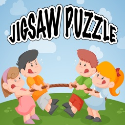 Kids Jigsaw Puzzle For Kids 4 Years