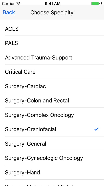 Surgical Board Reviews screenshot-4