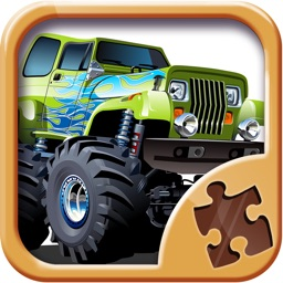 Vehicles Jigsaw Puzzles For Toddlers And Kids Free