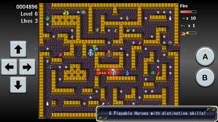Creepy Dungeons Heroes screenshot-1