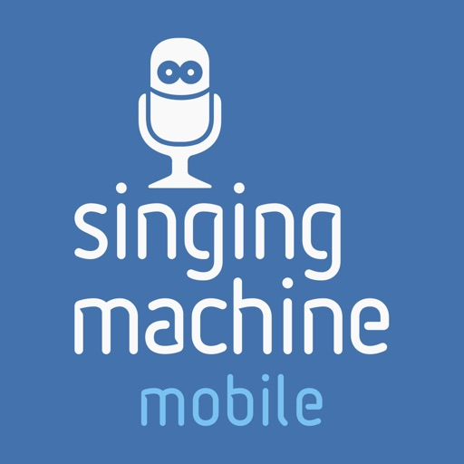 The Singing Machine Mobile Karaoke App app logo