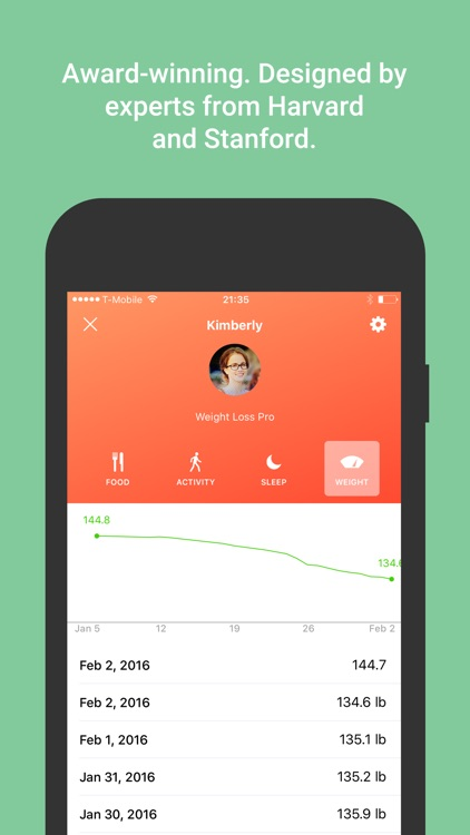 Lark - Personal Health & Weight Loss Coach app image