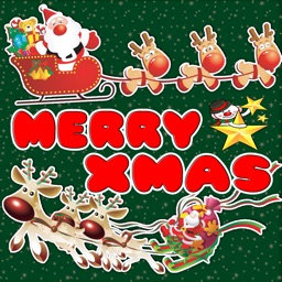 Amazing Christmas Stickers for iMessage