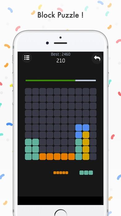 Ⓞ Block Puzzle Classic Pro Screenshot
