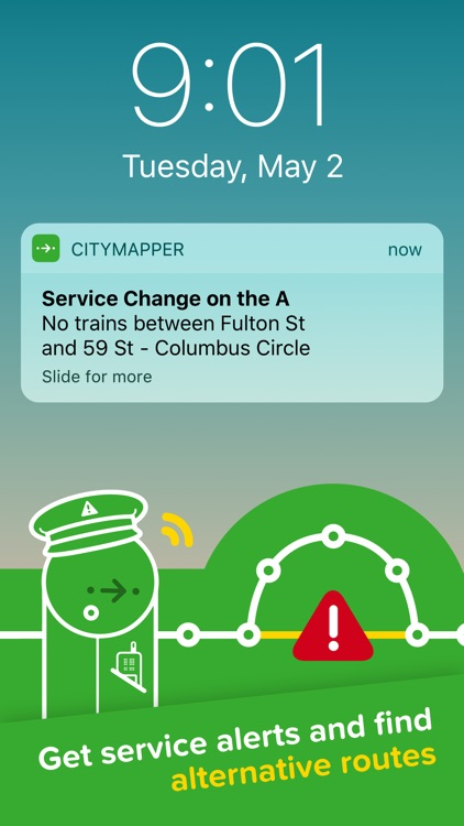 Citymapper - Transit Navigation screenshot-3