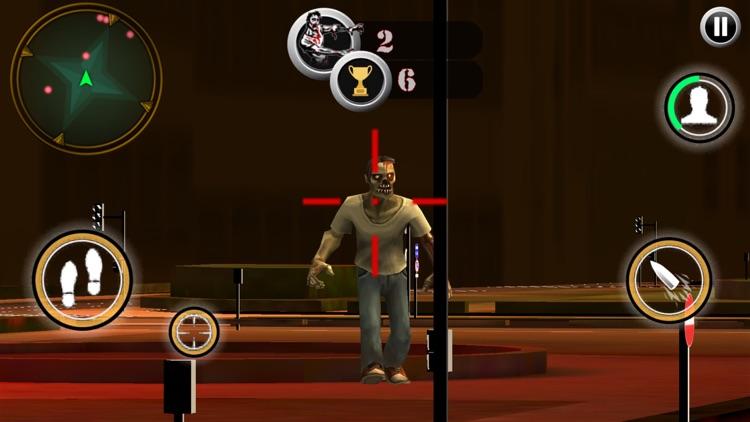 Zombie Sniper 3D - Last Man Standing screenshot-4