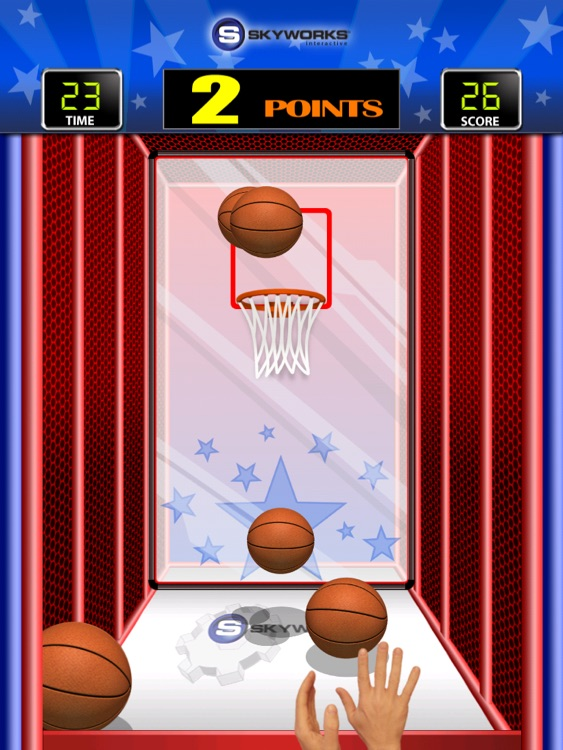 Arcade Hoops Basketball™ HD Lite screenshot-3