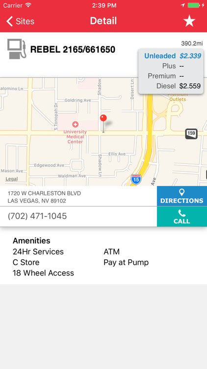 Fuelman Mobile Locator screenshot-3