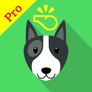 Dog Whistle Pro clicker training and stop barking app