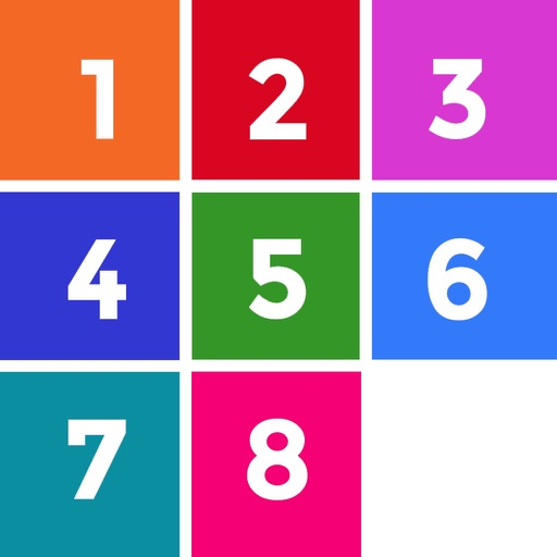 Slide Puzzle for iPhone & iPad