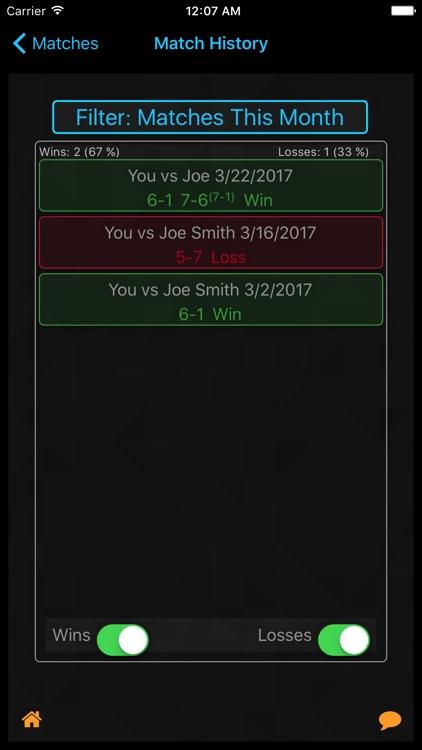 Ultimate Tennis Coach screenshot-3