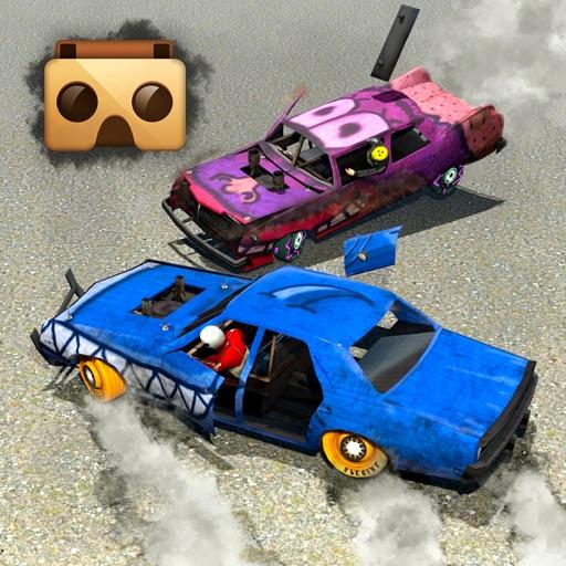 Demolition Derby Virtual Reality (VR) Racing