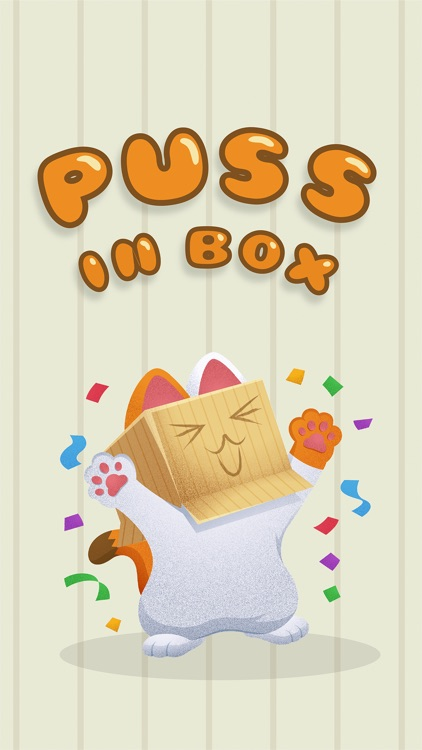 Puss In Box screenshot-0