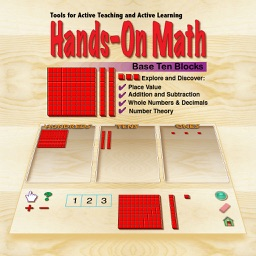 Hands-On Math Base Ten Blocks