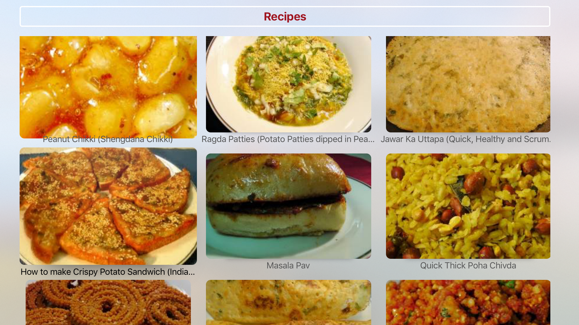 Recipes Tube - Top Cooking (Hot and Spicy) screenshot 1