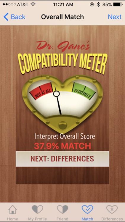 Dr. Jane's Compatibility Meter screenshot-3
