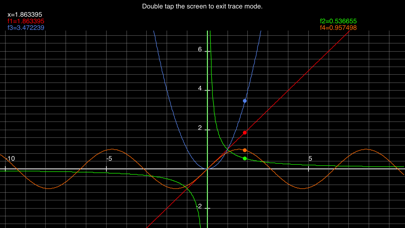 Screenshot #3 pour My Graphing Calculator