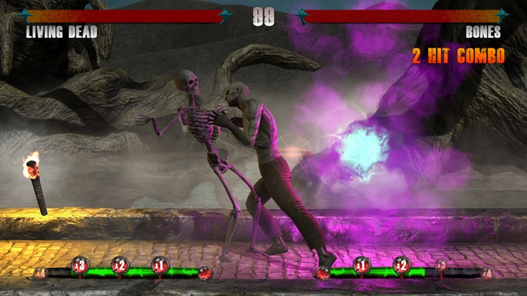 Clash of the Monsters FREE screenshot-3
