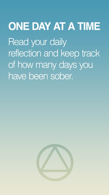 ODAAT Alcoholic Daily Reflections