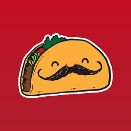 TacoMoji - taco emoji & stickers for restaurant