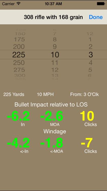 Bullet Flight L1