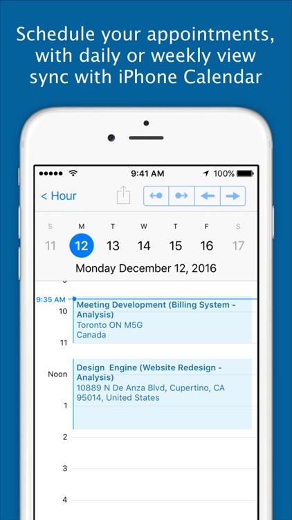 Hours, Time Tracker, Expenses & Invoice Maker screenshot-3