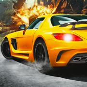 Super Sports Car Racing Great Mania
