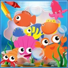 Underwater Paint Game - mini-jeux animaux mer icon