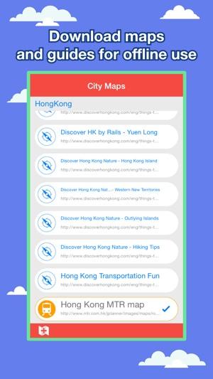 Hong Kong Subway Map Download.Hong Kong City Maps Discover Hkg With Mtr Guides On The App Store