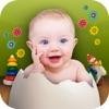 未来の赤ちゃんの顔:妊娠中に赤ちゃん写真を撮る