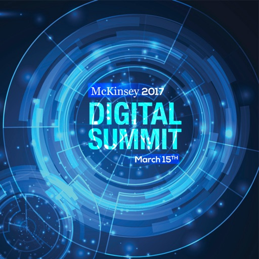 McKinsey 2017 Digital Summit