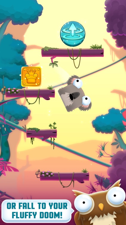 Fluffy Jump screenshot-2