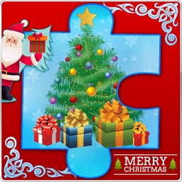 Christmas Jigsaw Puzzle for Kids
