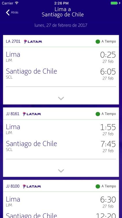 LATAM Airlines Group screenshot-4