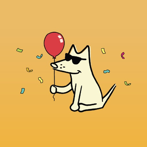 Teddy the Dog: It's a Dog's Life Stickers