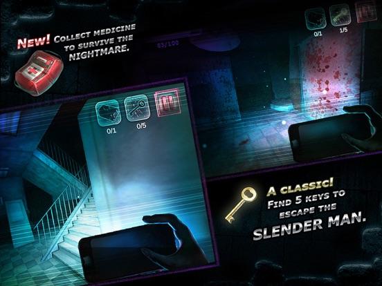 Slender Man Origins 3: Abandoned School-ipad-2