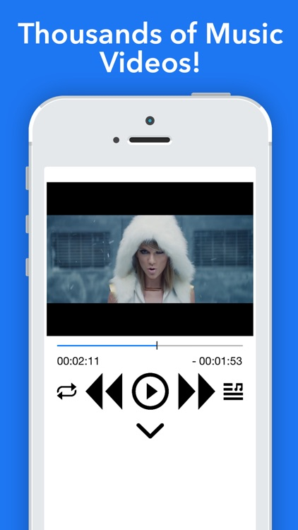 Music Video Pro- Play and Watch MP3 Music Videos