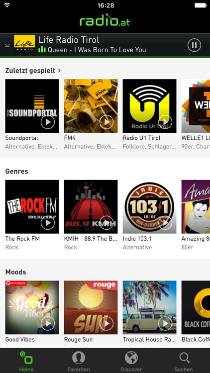 radio.at - Der Radioplayer screenshot-1