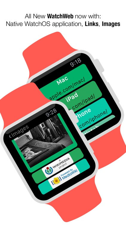 WatchWeb - The Web Browser for your Watch screenshot-3