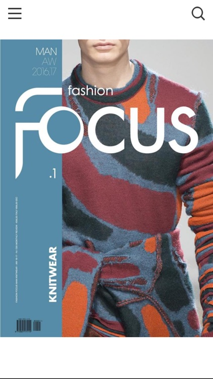 Fashion Focus Man Knitwear