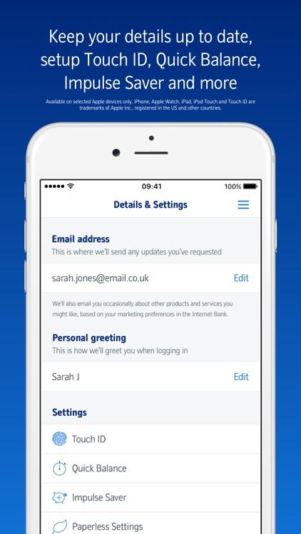 Nationwide Mobile Banking screenshot-4